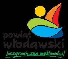 Logo Powiatu Włodawskiego