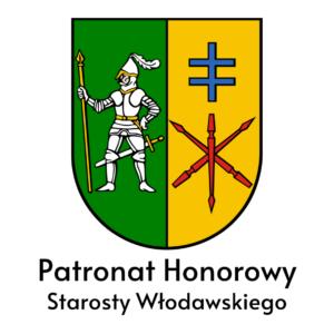 Herb Patronat Honorowy Starosty