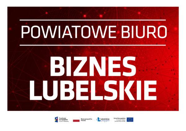 Powiatowe Biuro Biznes Luelskie - logotyp 1
