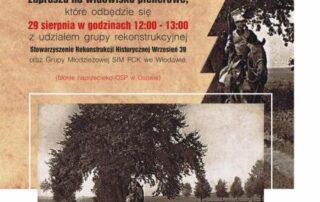 Plakat zaproszenie do Osowy