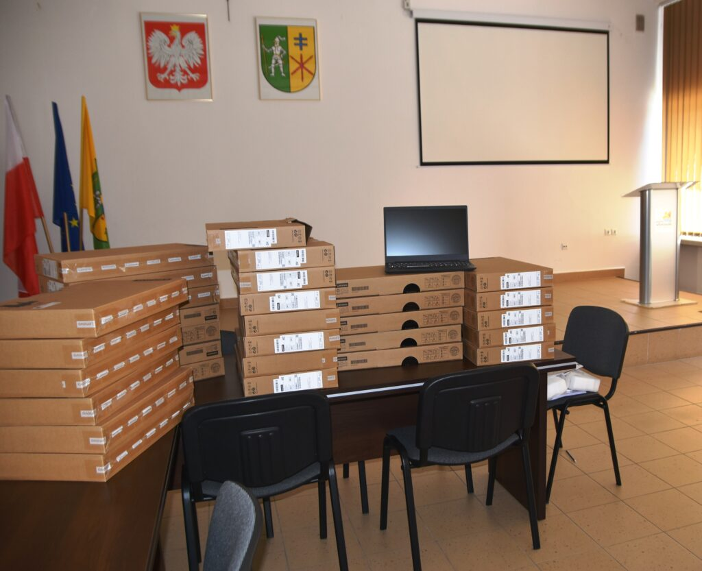 Laptopy dla szkół